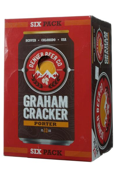 Denver Beer 'Graham Cracker' Porter