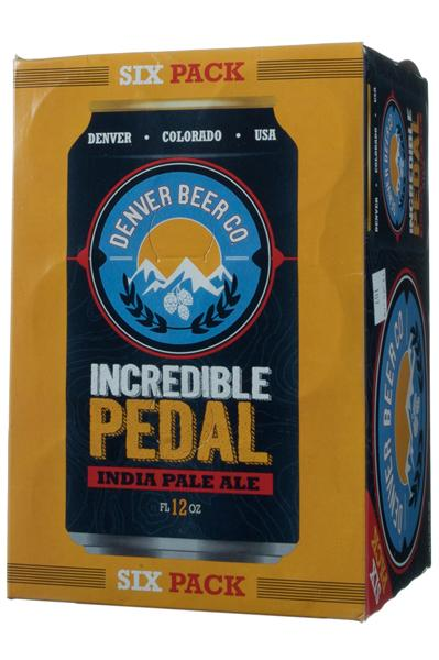 Denver Beer 'Incredible Pedal' IPA